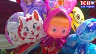 ballons kids   balon karakter masha  boboiboy  doraemon  ipin upin  shark  hello kitty