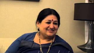 Interview with Shubha Mudgal in Dubai