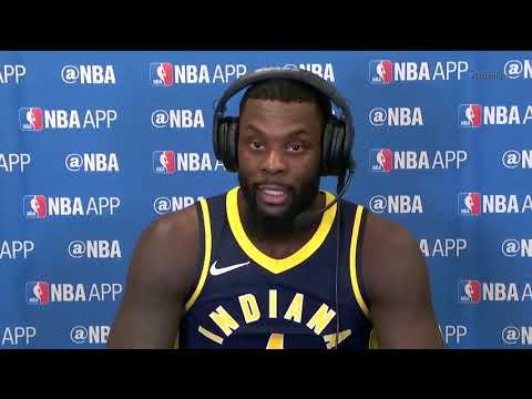 Lance Stephenson On LeBron James - Postgame Interview Cavs Vs Pacers