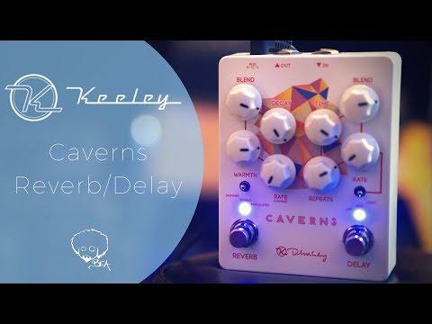 Keeley Electronics | Caverns Reverb/Delay