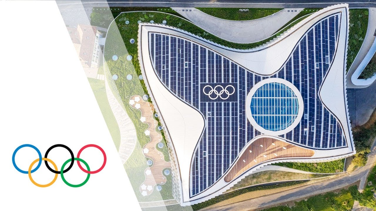 Olympic House becomes one of the most sustainable buildings in the ...