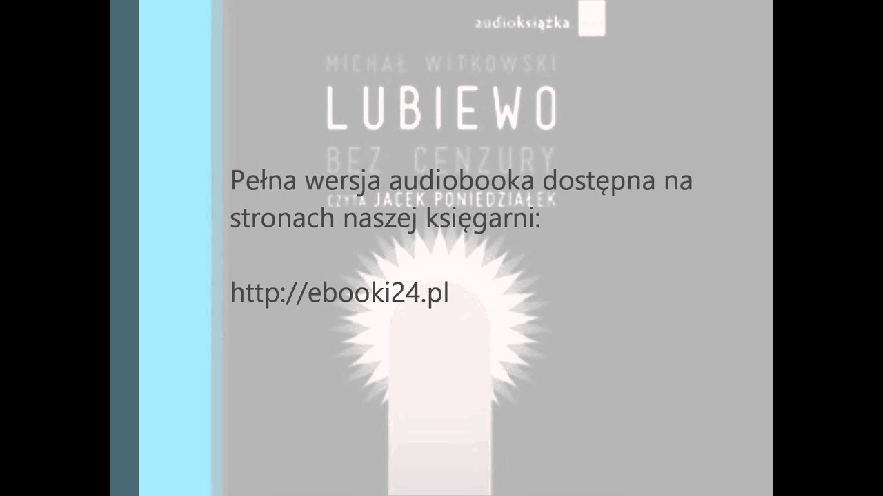 lubiewo bez cenzury audiobook