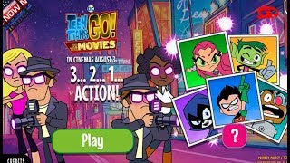 Teen Titans Go! To The Movies: 3...2...1... Action
