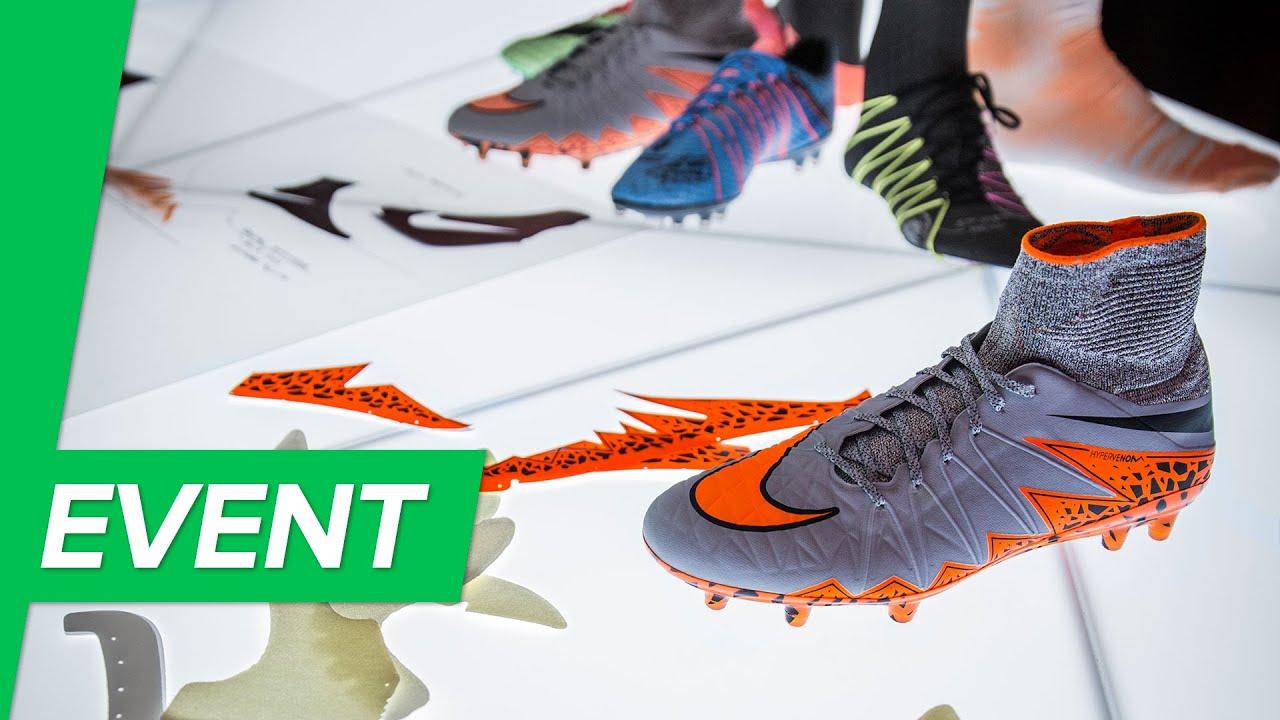 2ca6f34c2ff5 Nike Hypervenom Phantom II | Launch event in Barcelona at Camp Nou ...