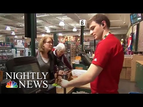 Thumbnail: As Stores Close Nationwide, Summer Retail Jobs Harder For Teens To Find | NBC Nightly News