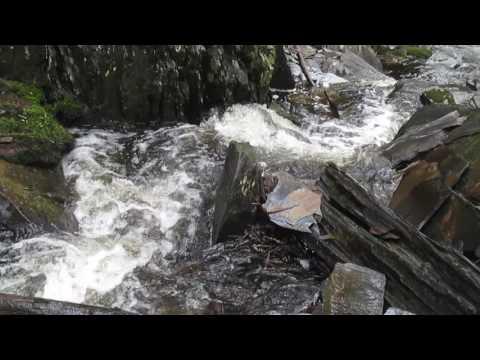 Whittier Brook Falls - Upper Rawdon