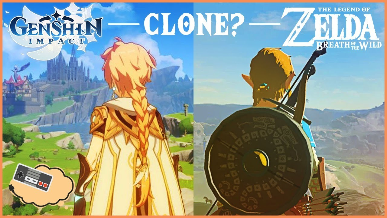 """Breath of the Wild Clone"""" Genshin Impact - More than Meets the Eye - YouTube"""