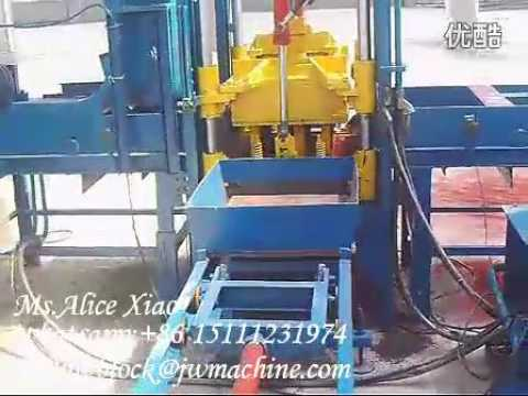 QTY3-20 CEMENT BRICK MAKING MACHINERY FULLY AUTO MALAYSIA,SRI LANKA,INDIA