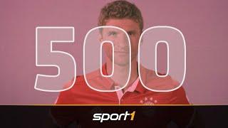 Trotz Bayern-Krise: 500-Spiele-Mann Müller macht Hoffnung | SPORT1