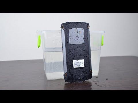 Смартфон Doogee S55 Lite - красивый, защищённый, с 4G, за 120$!