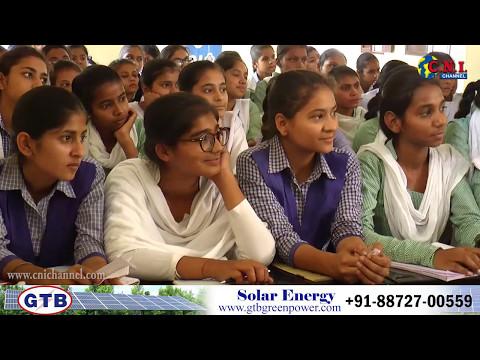Goal Setting Seminar by JCI in Sukhdev Thapar Govt Girls School, Ludhiana