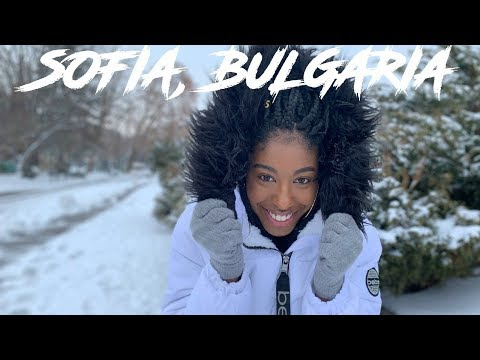 | BLACK GIRL MAGIC IN BULGARIA PART 1 ✨| TRAVEL VLOG|  tramsue |
