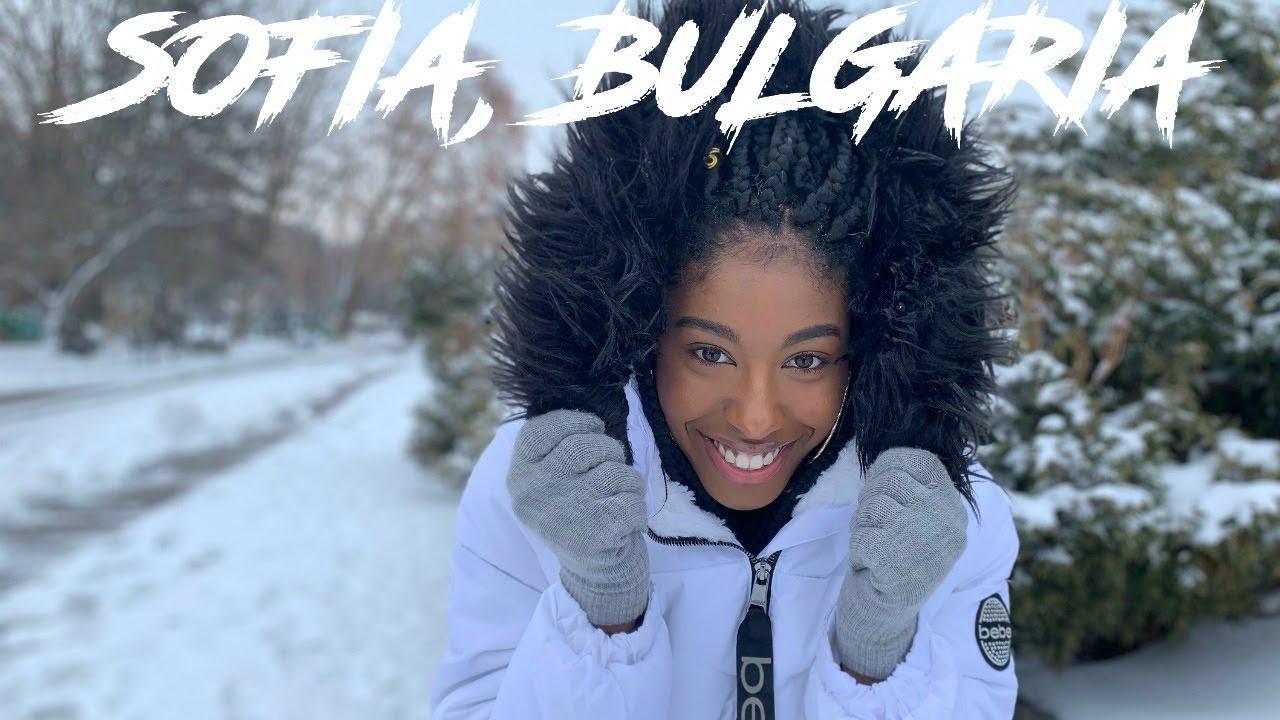 | BLACK GIRL MAGIC IN BULGARIA PART 1 ✨| TRAVEL VLOG|  tramsue |