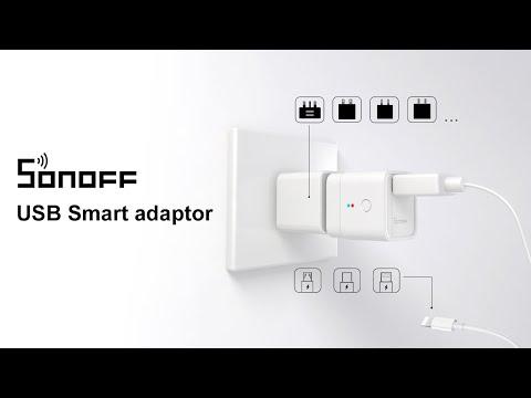 SONOFF smart switch usb adaptor