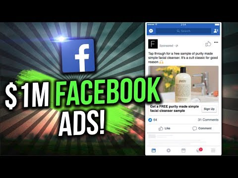 Shopify Facebook AD Examples - Spying On $1M+ Campaigns thumbnail