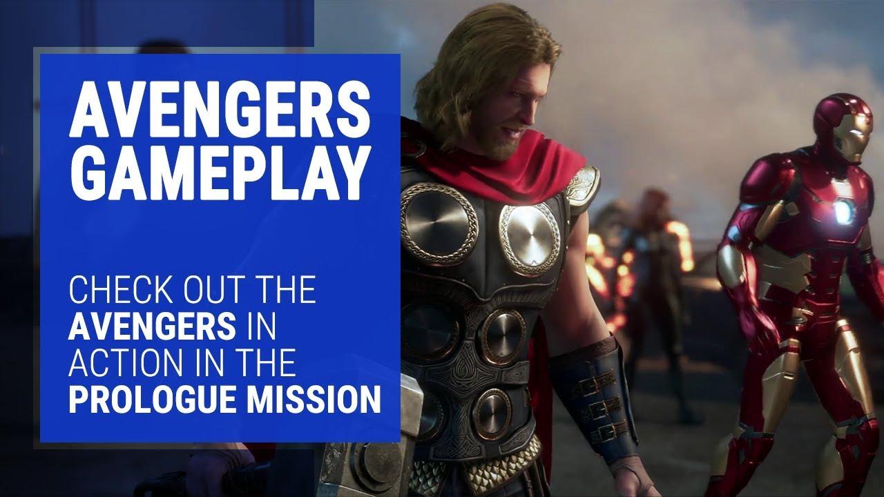 Marvel's Avengers Game: Release Date, Trailer, Gameplay