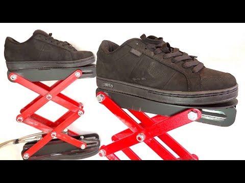 Real Hydraulic Scissor Lift Shoes