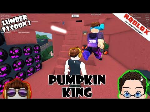 "Roblox - Lumber Tycoon 2 - ""I am the Pumpkin King"""