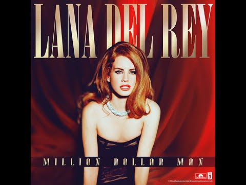 Lana Del Rey - Million Dollar Man (Official Instrumental + Karaoke) [Lyrics]