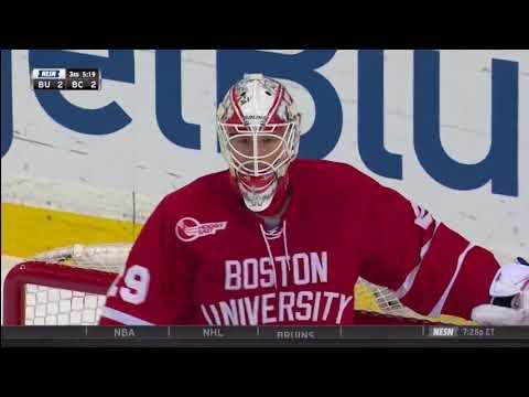 Boston University vs. Boston College - 2018 Hockey East Semifinals