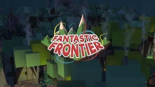 Fantastic Frontier - THE BEST RPG ON ROBLOX?