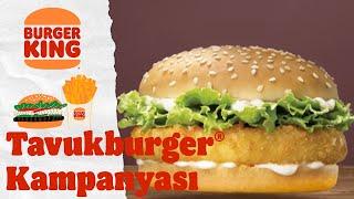 Tavukburger® Kampanyası