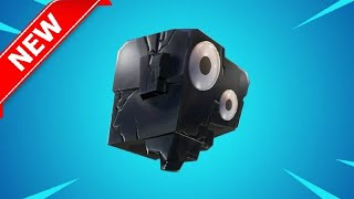 Fortnite Lil Kevin Back Bling Unlocked (Gameplay Season 6)