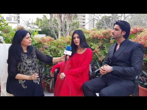 Sara Khan & Agha Ali exclusive interview for dhanak about Bund Khirkiyan thumbnail