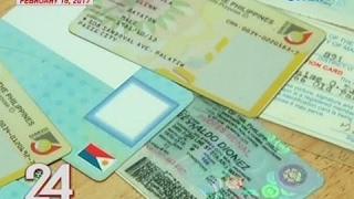 24 Oras: Pitong sangkot umano sa pamemeke ng mga dokumento at I.D., timbog