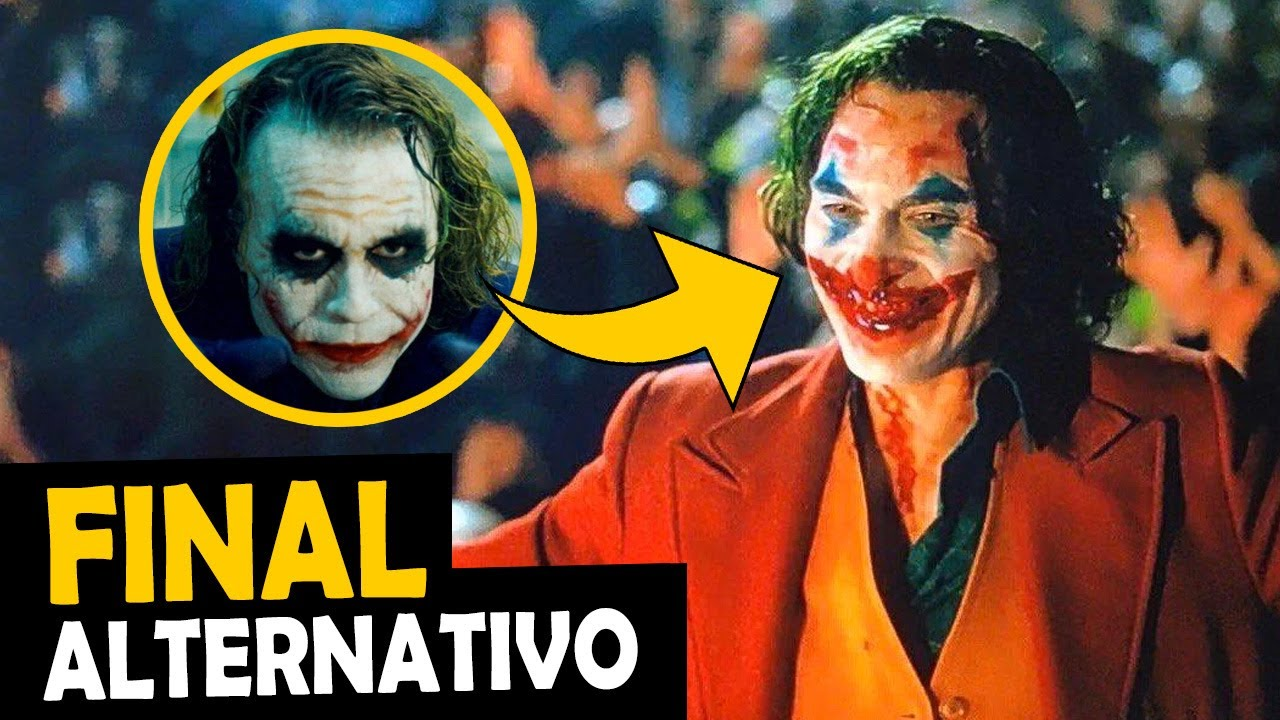 AS CENAS DELETADAS + FINAL ALTERNATIVO DE CORINGA