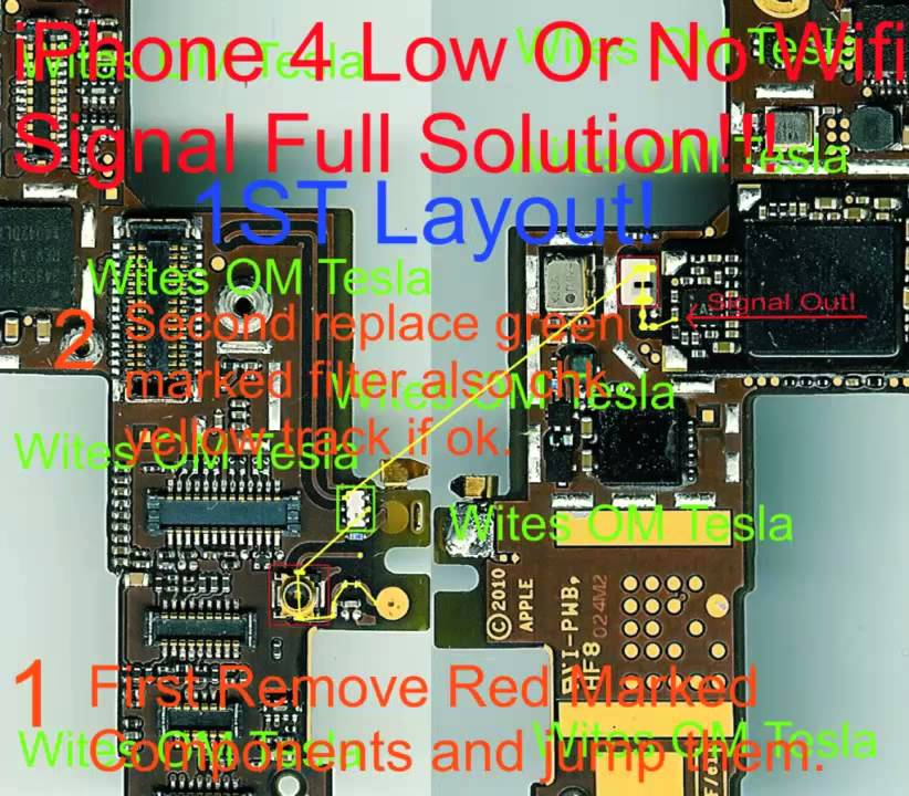 iphone wifi not working iphone 4 low or no wifi signal solution 15539