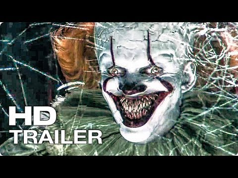 ОНО 2 Русский Трейлер #2 (2019) Стивен Кинг Horror Movie HD