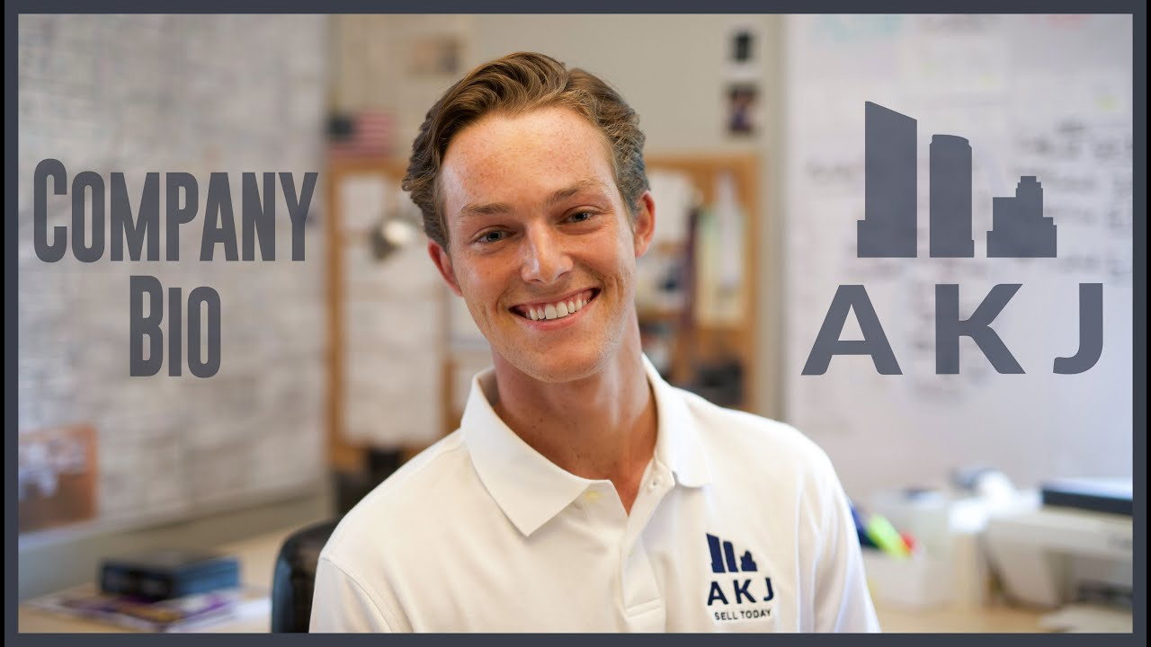 AKJ Sell Today Company Bio // Sell My House FAST In Grand Rapids