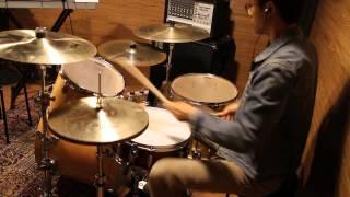 The Mars Volta - Roulette Dares (The Haunt Of) (Drum Cover)