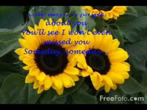 Someday with lyrics by: Nina