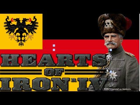 HOI4 Großdeutscher Bund: Democratic German Superpower 1