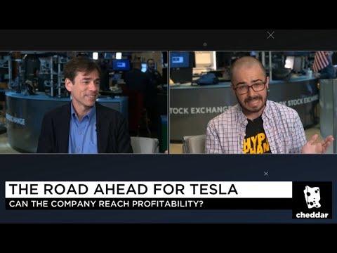 Tesla 🐮vs🐻 Debate: Mark Spiegel & HyperChange Hosted By Cheddar 🧀