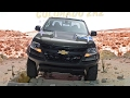 2017 Chevrolet Colorado ZR2 Review