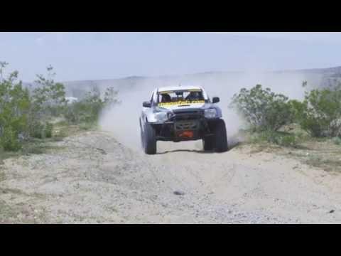 Total Chaos 2005+ Toyota Tacoma Desert Race Truck