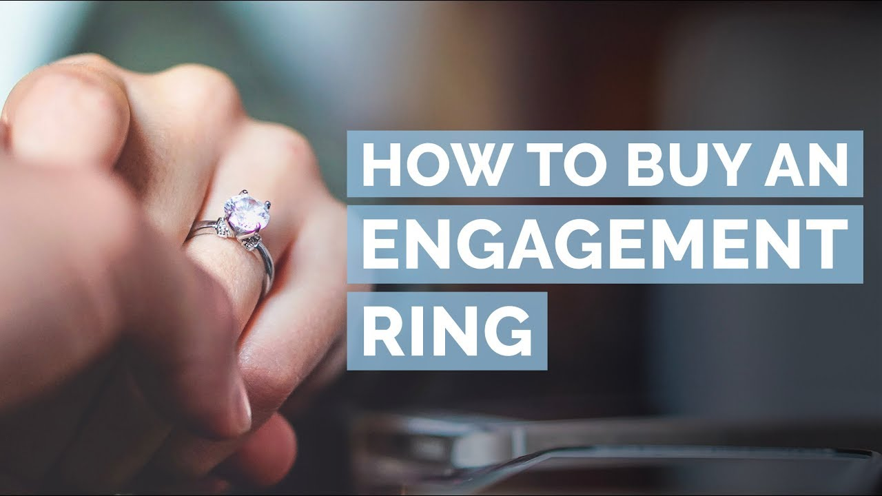 How To Buy An Engagement Ring The Diamond Pro Guide Youtube
