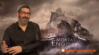 Christian Rivers Talks Mortal Engines, Working With Peter Jackson And CGI