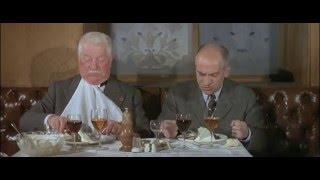 Louis de Funès : Le Tatoué (1968) - Manger des tripes sans cidre