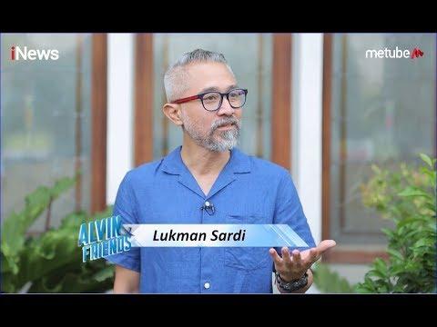 Sebelum Jadi Aktor Terkenal, Lukman Sardi Pernah Jadi Sales Asuransi Part 01 - Alvin & Friends 01/07