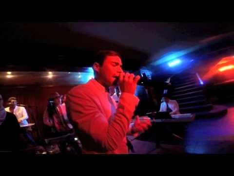 El Efecto Moca en Cuban jazz Cafe (Bogota Colombia)