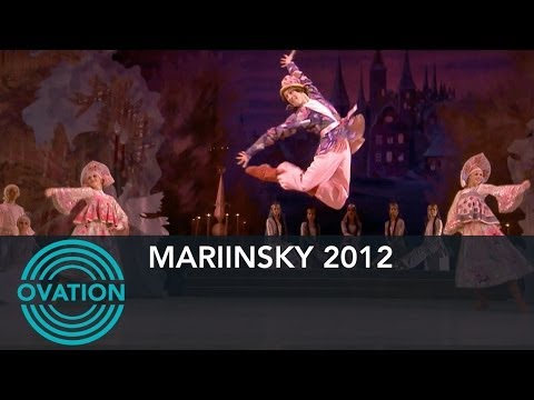 The Nutcracker: Mariinsky 2012 - Russian Dance - Ovation