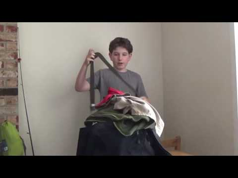 How To Pack For Boy Scout Camp