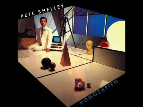 Pete Shelley  Yesterdays not here