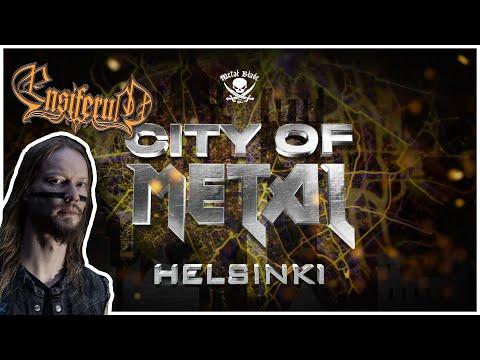 City of Metal: Helsinki (with Petri from Ensiferum)