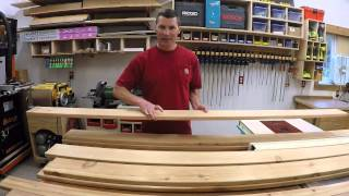 Building A Custom Wood Park Bench