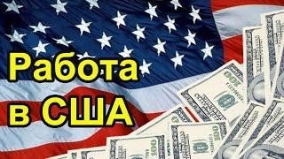 Работа в США. Сколько людей хотят уехать в Америку. Франшиза Русской Америки.